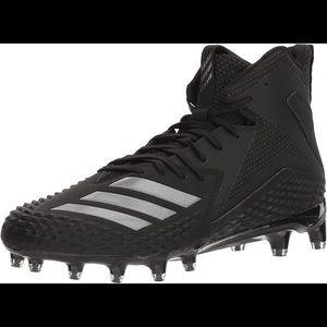 Adidas freak x Mid carbon football 🏈 cleats